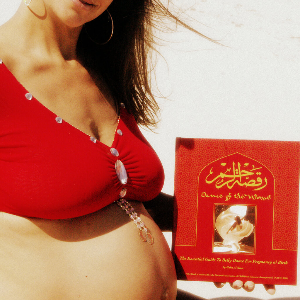 Maha Al Musa Dance of the Womb