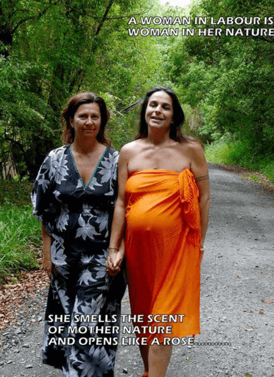 Mahas homebirth labour