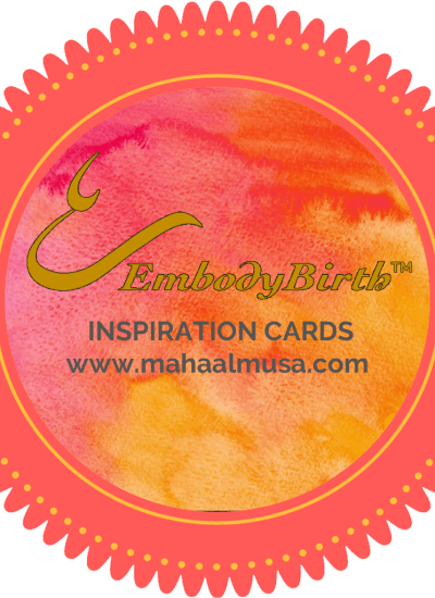 EmbodyBirth inspiration card cover