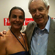 Maha and Dr Michel Odent