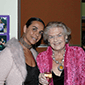 Maha and Sheila Kitzinger