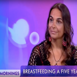 Maha's feature on the Mornings Show, Channel 9, Australia