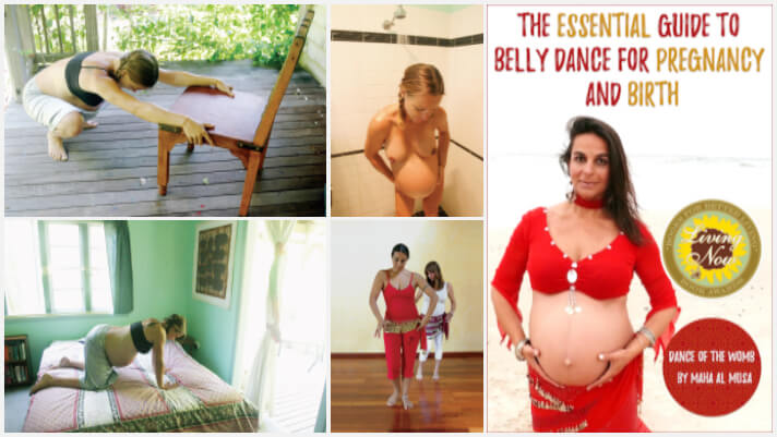 Dance of the Womb - The Essential Guide to Belly Dance for Pregnancy and Birth