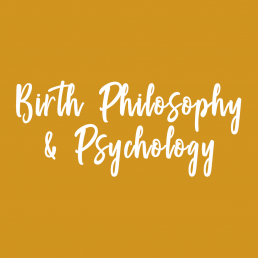Birth-philosophy