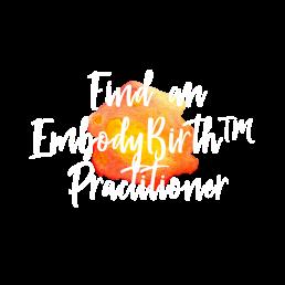 Find an EmbodyBirth™ Practitioner