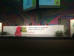 Maha Al Musa   Human Rights in Childbirth Conference   India 2017